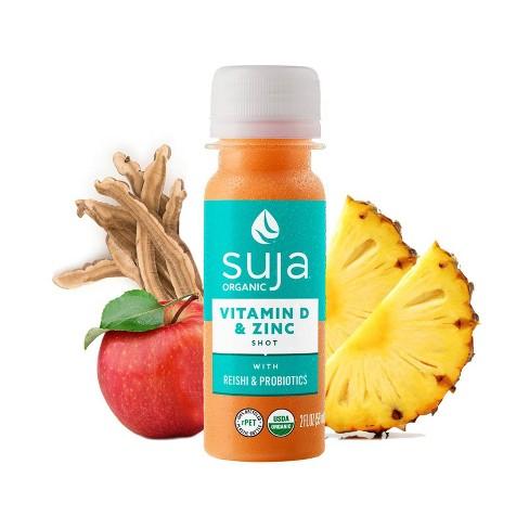 Suja Vitamin D + Zinc Shot Pack - 2 fl oz/30pk - image 1 of 2