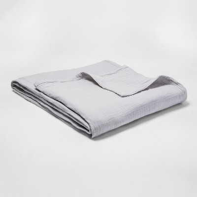 Bed Blankets (Twin)Snowflake - Threshold™