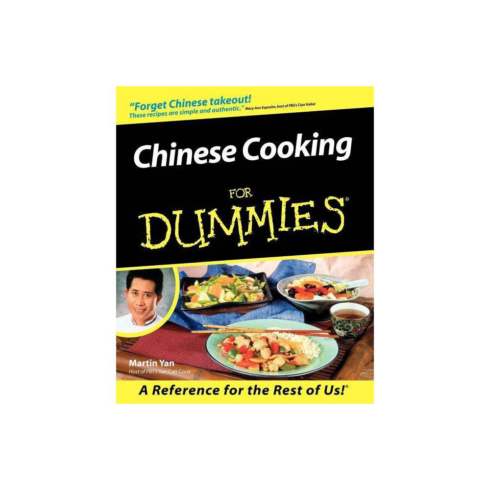 Chinese Cooking For Dummies For Dummies By Martin Yan Paperback