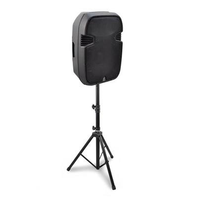 Pyle Pro Adjustable Extending Height Tripod Speaker Stand Holder Mount | PSTND1