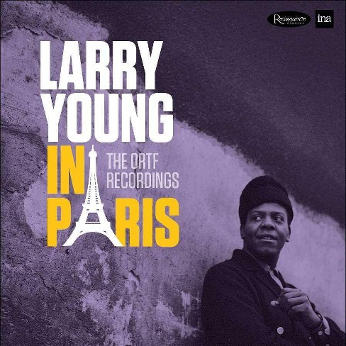 Larry Young - In Paris: The ORTF Recordings (Vinyl) - image 1 of 1