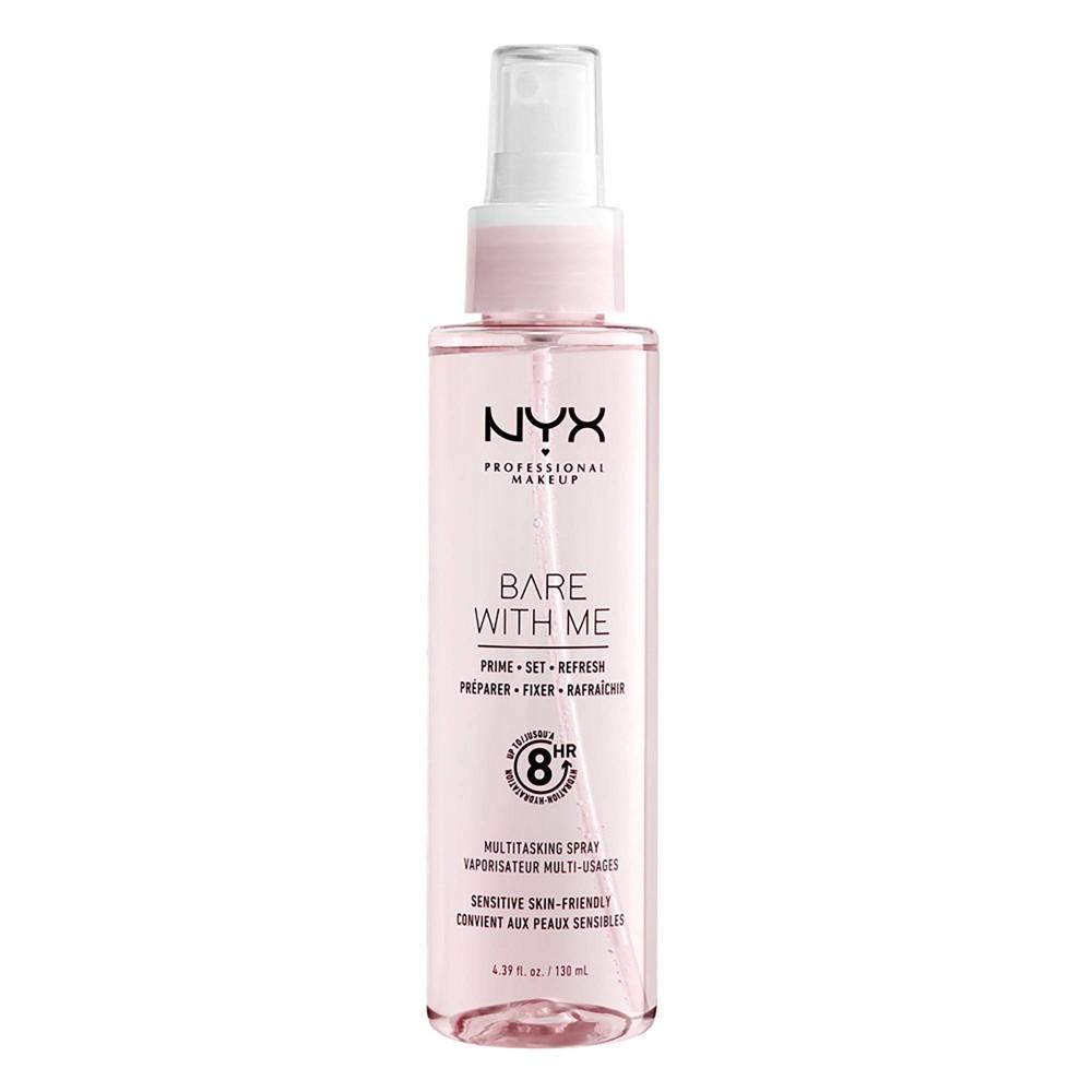 Image of NYX Professional Makeup Bare With Me Prime Set Refresh Spray - 4.39 fl oz