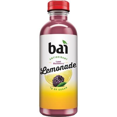 Bai Antioxidant Lanai Blackberry Lemonade - 18 fl oz Bottle