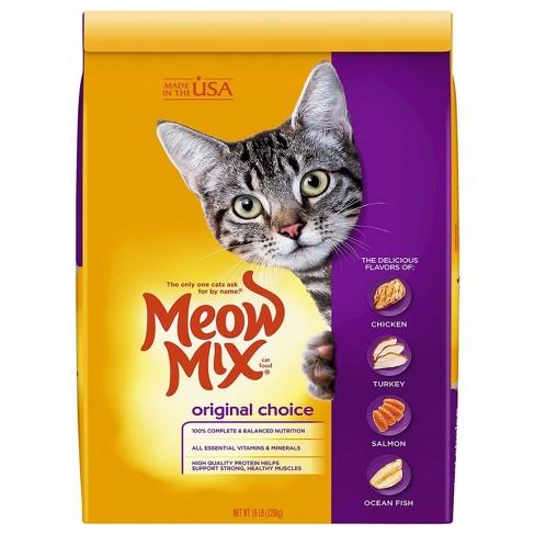 Meow Mix® Original Choice Dry Cat Food - image 1 of 4