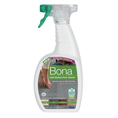 Bona Multi Surface Floor Cleaner Spray - 22 fl oz