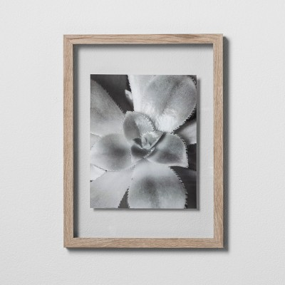 Single Image Frame Alabaster Oak Light Beige 11 x15  - Made By Design™
