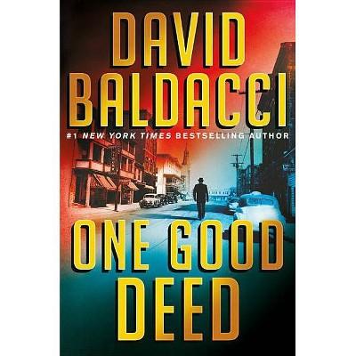 One Good Deed - by David Baldacci