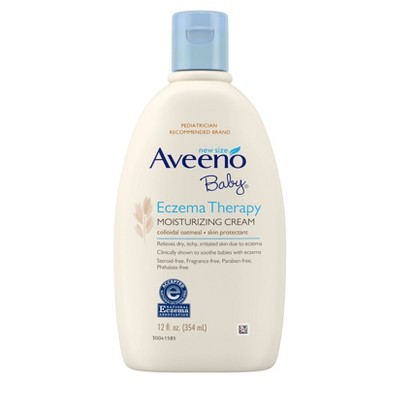 AVEENO® Baby Eczema Therapy Moisturizing Cream - 12oz