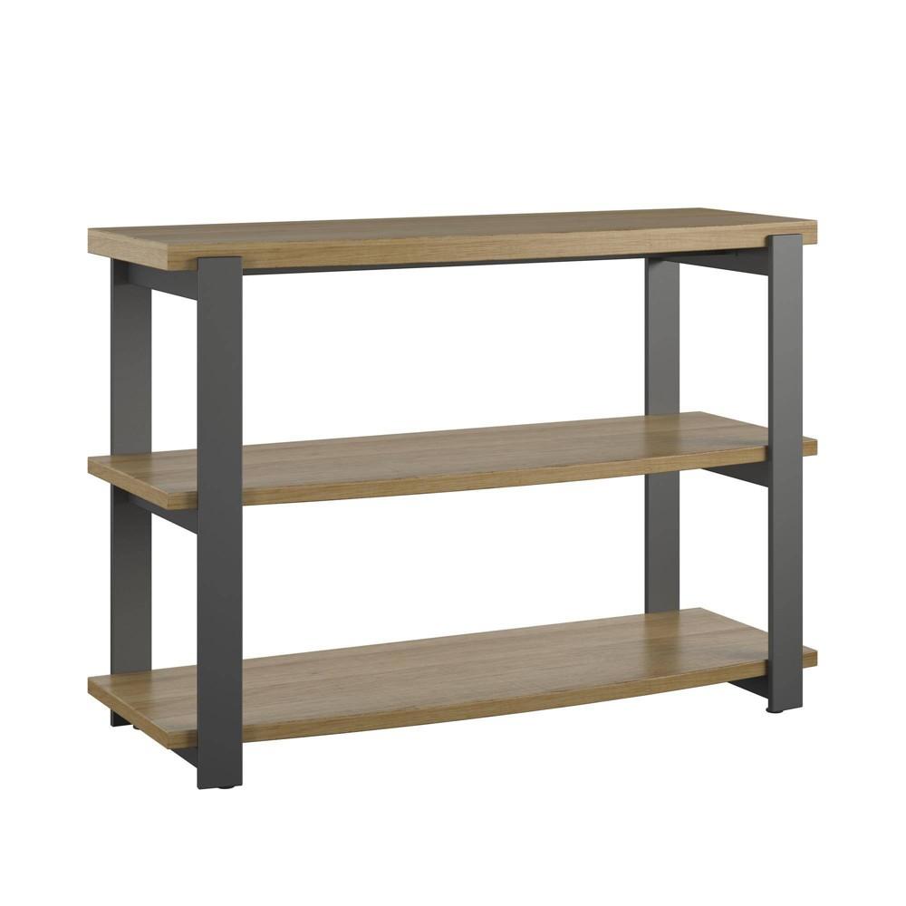Newton Console Table Oak (Brown) - Room & Joy