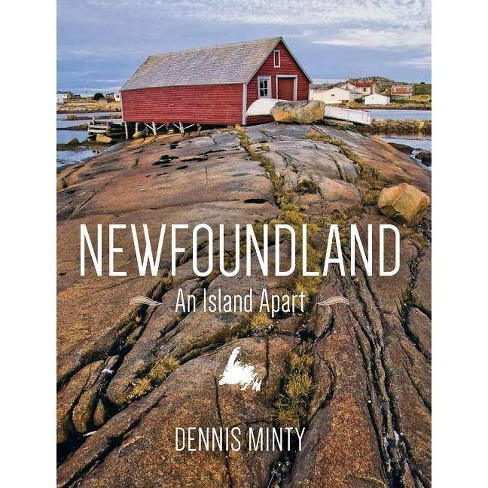 Newfoundland - by  Dennis Minty (Hardcover) - image 1 of 1