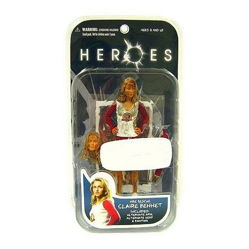 Heroes Claire Bennet Action Figure [Fire Rescue] - image 1 of 1