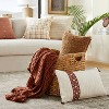 Chunky Knit Throw Blanket - Threshold™ designed with Studio McGee - image 2 of 4
