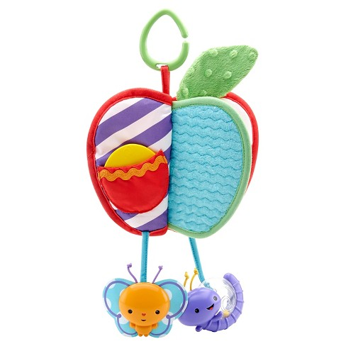 Fisher-Price Sensory Activity Apple - image 1 of 8