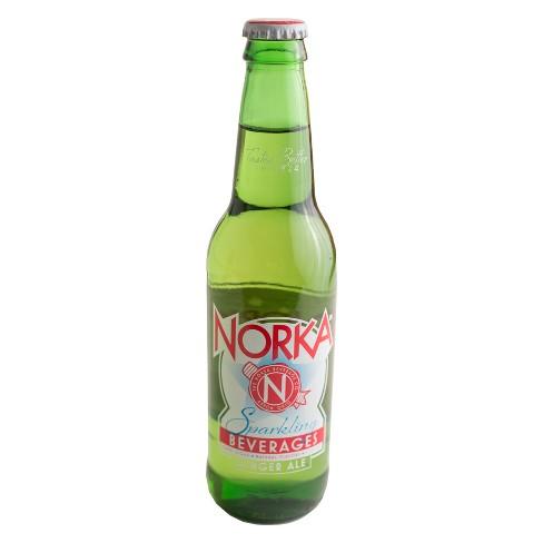 NORKA Ginger Ale - 4pk/12 fl oz Glass Bottles - image 1 of 1