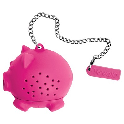 Tovolo Novelty Silicone Tea Infuser - Pig