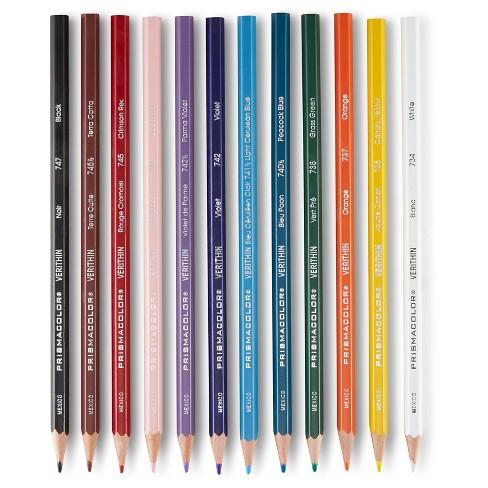 prismacolor verithin colored pencils 36ct target