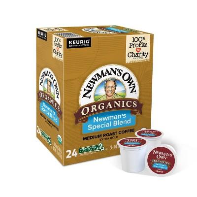 Newman's Own Organics Special - Coffee Pods - Medium Roast - 24ct