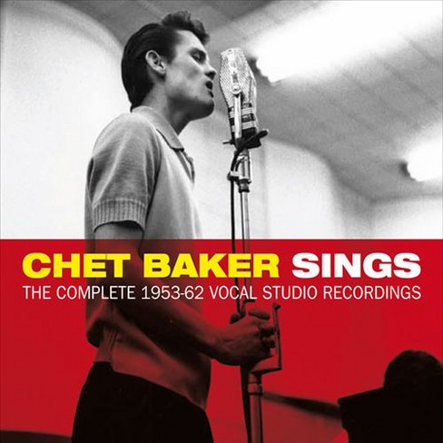 Chet Baker - Sings:Complete 1953-1962 Vocal Studio (CD) - image 1 of 1