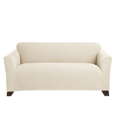 Stretch Morgan Loveseat Slipcover - Sure Fit