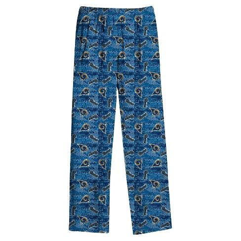 Los Angeles Rams Boys' All Over Print Pants S - image 1 of 1