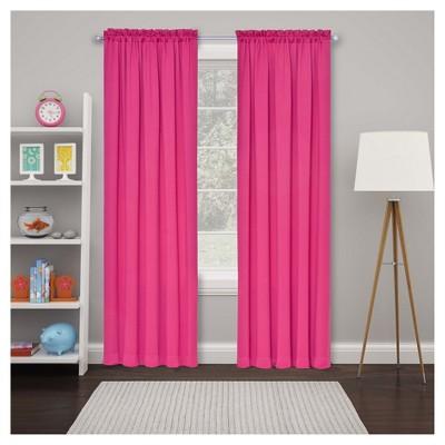 2pc Tricia Room Darkening Window Curtain - Eclipse My Scene