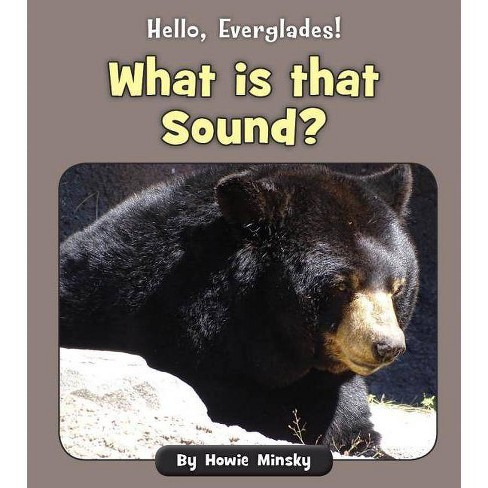 What Is That Sound? - (Hello, Everglades!) by  Howie Minsky (Paperback) - image 1 of 1
