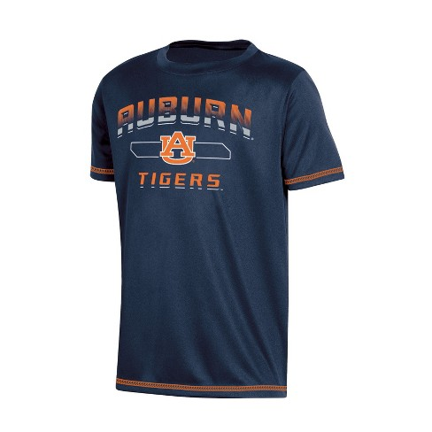 low priced 32352 fb106 NCAA Boys' Poly T-Shirt Auburn Tigers - S