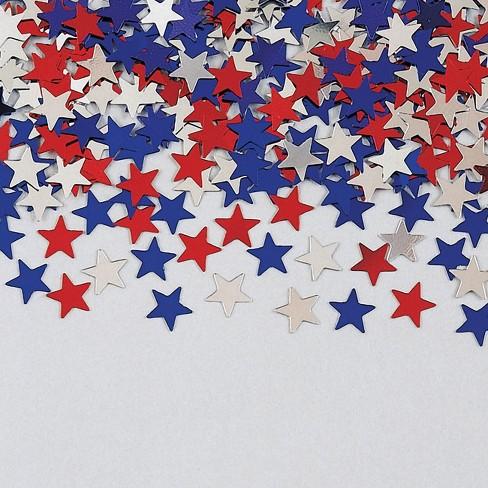 Patriotic Stars Confetti - image 1 of 3