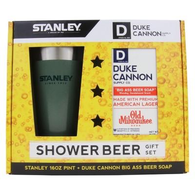 Duke Cannon Stanley Holiday Gift Set