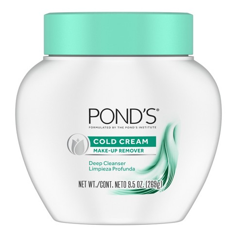 Pond S Cold Cream Makeup Remover Deep