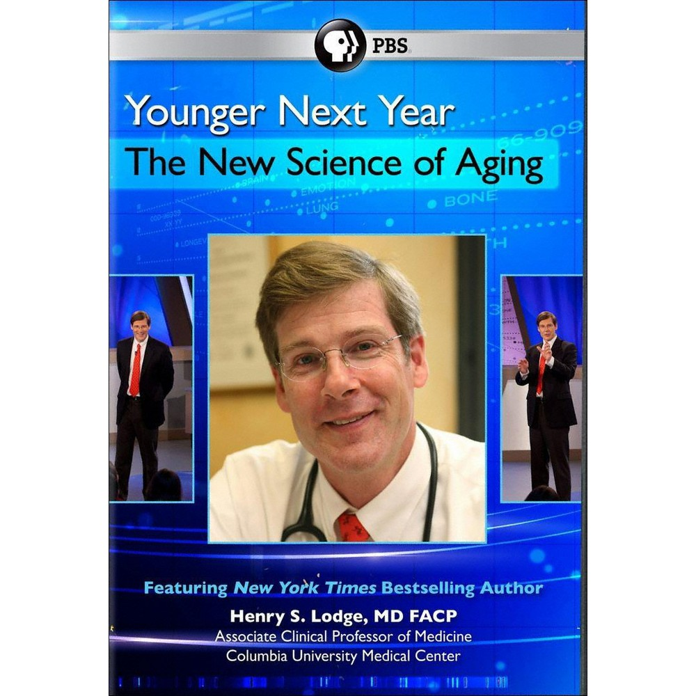 Younger Next Year:New Science Of Agin (Dvd)