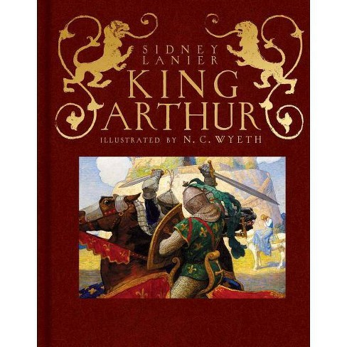 King Arthur - (Scribner Classics) (Hardcover) - image 1 of 1