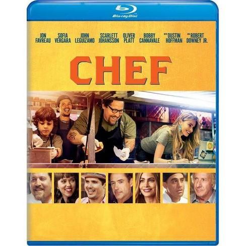 Chef (Blu-ray) - image 1 of 1