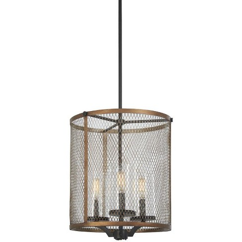 """Minka Lavery 4693 Marsden Commons 3 Light 14"""" Wide Taper Candle Pendant - image 1 of 1"""