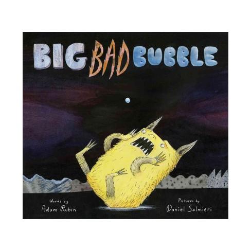 Big Bad Bubble Reprint Paperback Adam Rubin Target