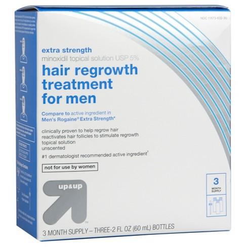 Extra Strength Minoxidil Hair Regrowth Treatment For Men 1 Kit
