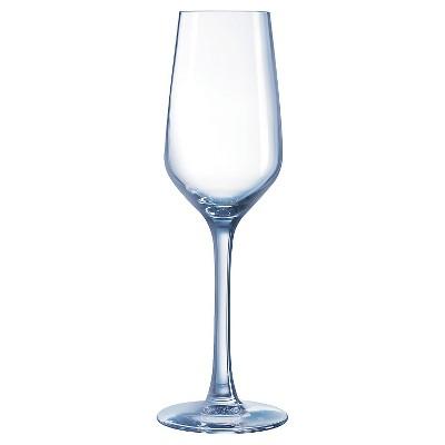 Chef & Sommelier Crystalline Drinkware 16oz 4pk Champagne Flutes