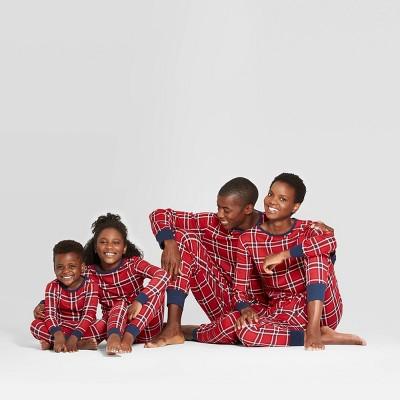 Red Plaid Pajamas