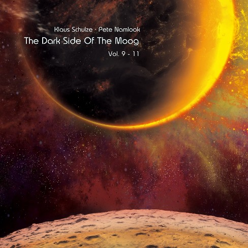 Klaus schulze - Dark side of the moog:Vols 9-11 (CD) - image 1 of 1