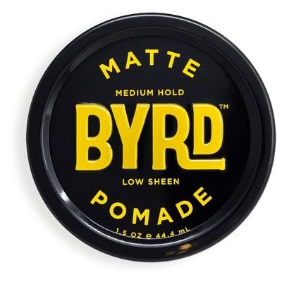 BYRD Matte Pomade - 1.5oz