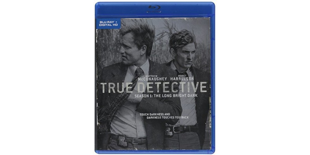 Hbo True Detective:Complete First Season (Blu-ray)