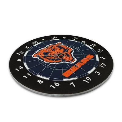 NFL Chicago Bears Dartboard Cabinet Gift Set