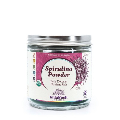 Imlak'esh Spirulina Powder - 7oz