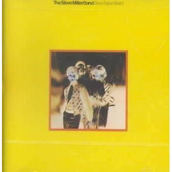 Steve Miller Band - Brave New World (CD)