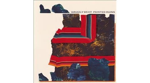 Grizzly Bear - Painted Ruins (CD) - image 1 of 1