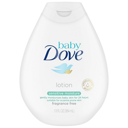 Baby Dove Sensitive Moisture Fragrance-Free Lotion - 13oz - image 1 of 4