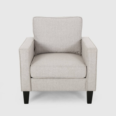 Beeman Contemporary Club Chair - Christopher Knight Home - image 1 of 4