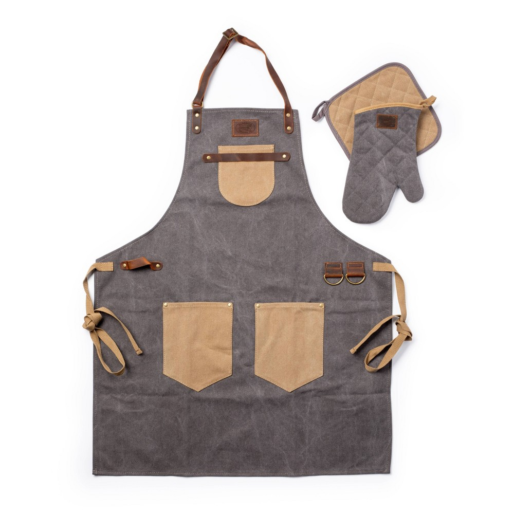 Image of 3pc BBQ Apron Bundle - Superior Trading Co.