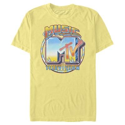 Men's MTV Old School Logo T-Shirt