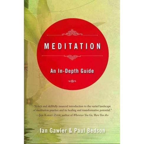 Meditation - by  Ian Gawler & Paul Bedson (Paperback) - image 1 of 1